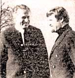 Alois Springer with Antal Dorati