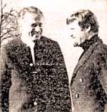 Alois Springer avec Antal Dorati
