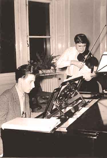 Duet with Günter Ludwig